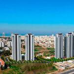 נבו נוף השרון – מגדלי דירות חדשים של א.י. נבו בנתניה